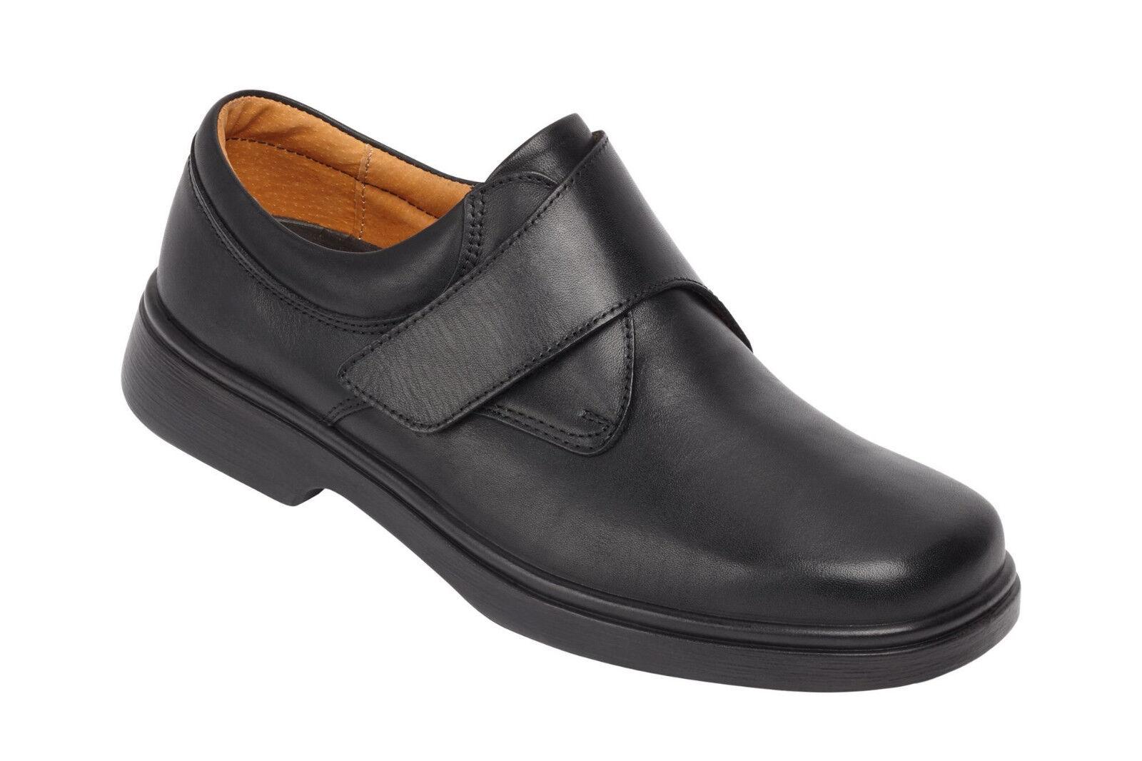Uomo: Db Scarpe Db Uomo: Reece Extra Wide Velcro Scarpe Larghezza 4E/6E d837dd
