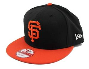 competitive price 0fe55 1bfea Image is loading San-Francisco-Giants-New-Era-MLB-Team-9FIFTY-