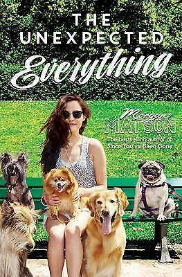 1 of 1 - The Unexpected Everything by Morgan Matson (Paperback, 2016)