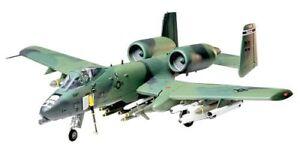 TAMIYA-61028-1-48-SCALE-MODEL-AIRCRAFT-KIT-USAF-A-10-THUNDERBOLT-II-WARTHOG