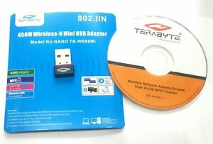 USB-Nano-Mini-Wireless-450-mbps-Wifi-Adapter-Dongle-Receiver-Network-LAN-Card-PC