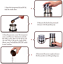 thumbnail 6 - Aigostar Electric Coffee Grinder Stainless Steel Bowl Spice Mill Beans Blender