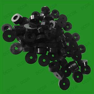 250x-Vite-Fino-a-Mobili-Scorrimento-Robusto-Buffer-Lavatore-Armadietto-Piedi-5mm