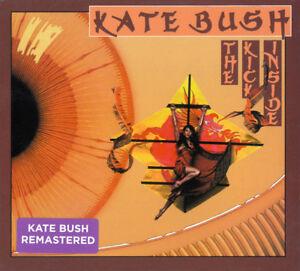 KATE-BUSH-The-Kick-Inside-2018-remastered-reissue-13-track-CD-album-NEW-SEALED