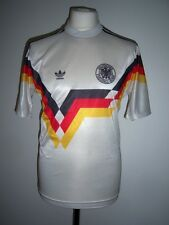 West Germany 1990/1992 Home Shirt Adidas World Cup Italy '90 Trikot