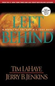 Left-Behind-A-Novel-of-the-Earth-039-s-Last-Days-by-LaHaye-Tim-ExLibrary