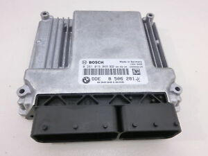 Engine-control-unit-ECU-for-BMW-E81-1er-07-11-116D-2-0-D-85KW