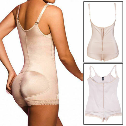 Women Top Postpartum Fajas Colombianas Postparto Slimming Body Shaper Bodysuits