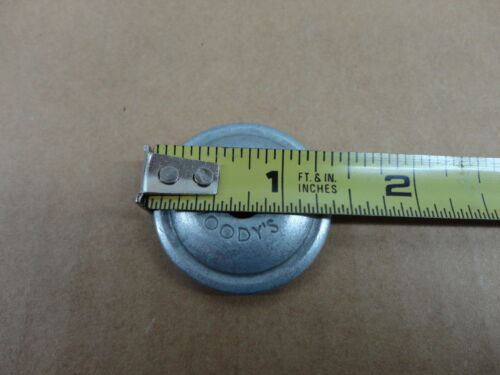 96 NEW WOODY/'S ROUND DIGGER ALUMINUM SUPPORT PLATES