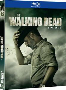 The-Walking-Dead-Stagione-9-Cofanetto-Con-5-Blu-Ray-Nuovo-Sigillato