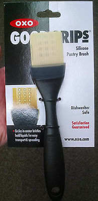 OXO Good Grips Silicone Basting /& Pastry Brush Small