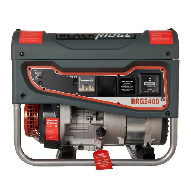 BLACKRIDGE (BRG2400) 2400W GENERATOR / 4 STROKE - AUSSIE STOCK !