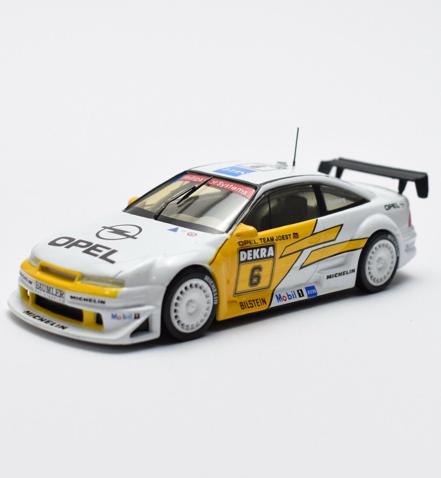 Minichamps Opel Calibra V6 Rennwagen DTM 1993 Rosberg, 1 43 , OVP, B322  | Sorgfältig ausgewählte Materialien