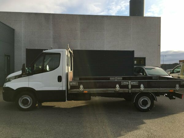 Iveco Daily 3,0 35S17 4100mm Lad - billede 1