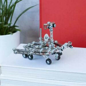 Thumbs Up NASA Mars Rover Metal Construction Kit Build Your Own 214 Pieces