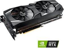 ASUS Dual GeForce RTX 2070 DirectX 12 DUAL-RTX2070-O8G 8GB 256-Bit GDDR6 PCI Exp