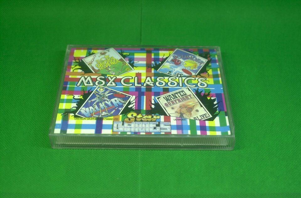 MSX Classics, MSX