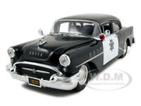1955 Buick Century Police 1:26 Diecast Model Car By Maisto 31295