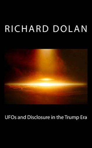 Dolan Richard M-Ufos & Disclosure In The Trump (US IMPORT) BOOK NEW