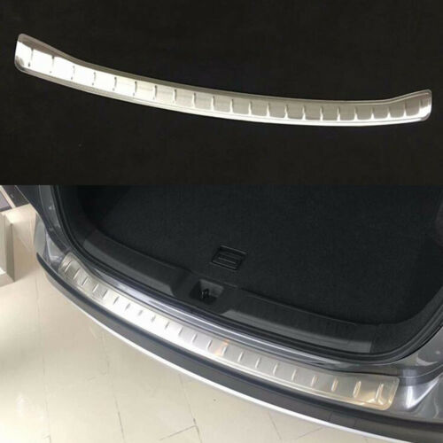 2019 for Infiniti New QX50 Rear Bumper Outside Guard Plate Cover Trim Stainless