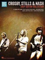 Crosby Stills & Nash Easy Guitar Collection Notes & Tab Book