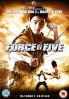 Force of Five 5060085364751 With Conan Stevens DVD Region 2