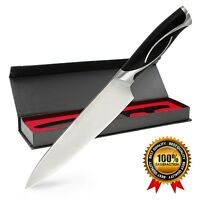 8'' Chef Professional Kitchen Knife Japanese Aus-8 High Carbon Stainless Steel