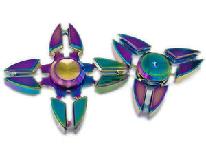 UK Rainbow Orchid Fidget Spinner EDC CNC Aluminum Hand Finger Spinner Focus Toys - <span itemprop=availableAtOrFrom>London, United Kingdom</span> - Returns accepted Most purchases from business sellers are protected by the Consumer Contract Regulations 2013 which give you the right to cancel the purchase within 14 days after the day y - London, United Kingdom