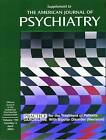 American Psychiatric Association Practice Guideline for the Treatment of Patients with Bipolar Disorder by American Psychiatric Association (Paperback, 2002)