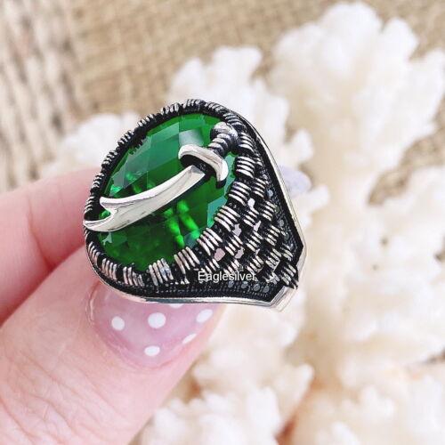 Details about  /Handmade Solid 925 Sterling Silver Hz Ali Zulfiqar  Unisex Men/'s Woman/'s Ring
