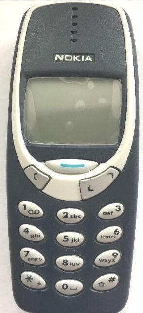 NOKIA 3310 - NEW MINT CONDITION - Unlocked Mobile Phone - UK Warranty - Free Sim
