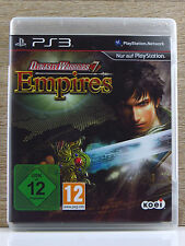 Dynasty Warriors 7: Empires für Sony PlayStation 3, PS3, Game, Spiel