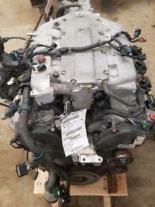 2005 HONDA PILOT 3.5 ENGINE MOTOR ASSEMBLY 167,348 MILES ...