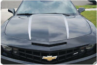 2010-2013 Chevy Camaro Hood Cowl Stripes Decals - High Quality At A Low Cost