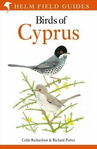 Birds-of-Cyprus-by-Colin-Richardson-9781472960849-Brand-New-Free-UK-Shipping