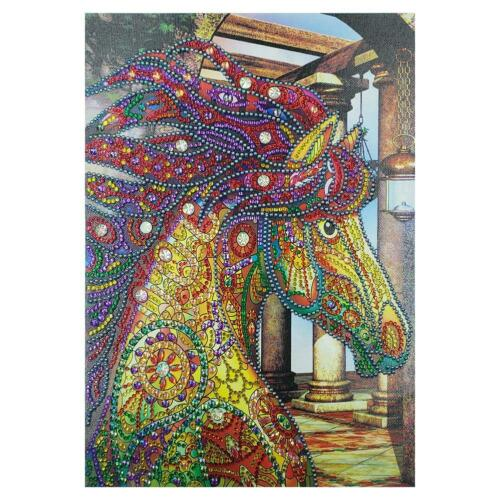 5D Special-shaped Diamond Painting Cross Stitch Embroidery Home Decor DIY Gift