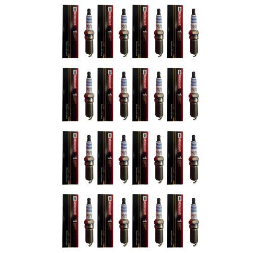 Set of 16 Motorcraft OEM SP526 Double Platinum Spark Plugs For Ford 6.2L V8