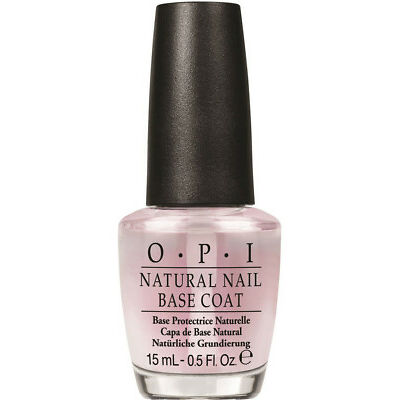 NEW OPI Natural Nail Base Coat 15ml