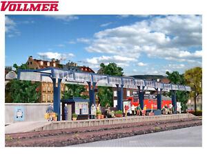 Vollmer-H0-43532-Platform-Length-24-3-8in-New-Boxed
