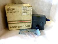 In Box Boston Gear 20:1 Speed Reducer