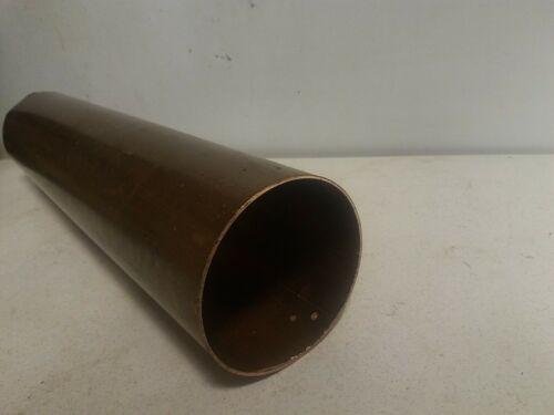 108mm 4INCH COPPER PIPE MODEL MAKING OFF CUT