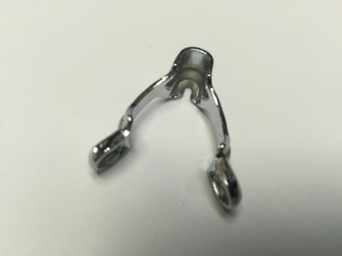 VINTAGE SUNTOUR BICYCLE BIKE CHAINSTAY CABLE CLAMP HOUSING STOP REAR FRAME GUIDE
