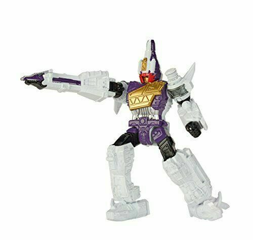 """Power Rangers Dino Super Charge Plesio Megazord 2016 5/"""" Action Figure MIB for sale online"""