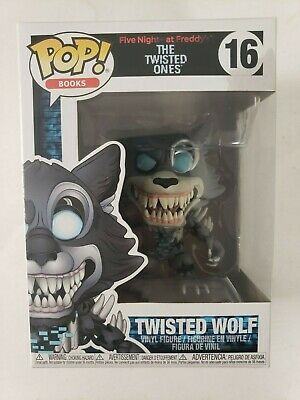 Funko Mystery Minis Five Nights Freddy/'s FNAF Twisted Ones Twisted Wolf Figure