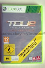 TD2, Test Drive Unlimited, promo, XBOX360, PAL, EURO, nuovo, new factory sealed!