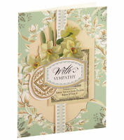 Anna Griffin® Gorgeous Sympathy Olivia Cardmaking Kit | Makes 4 Cards | Card Kit