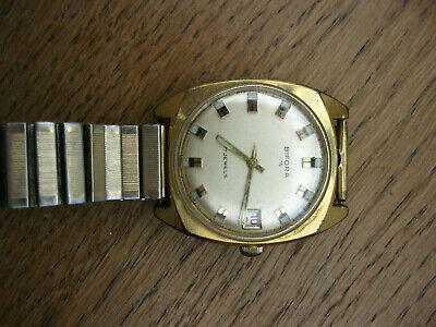 Bifora 15 Uhr, 17 Jewels , Automatik , Datumsanzeige , Armbanduhr, Herrenuhr | eBay