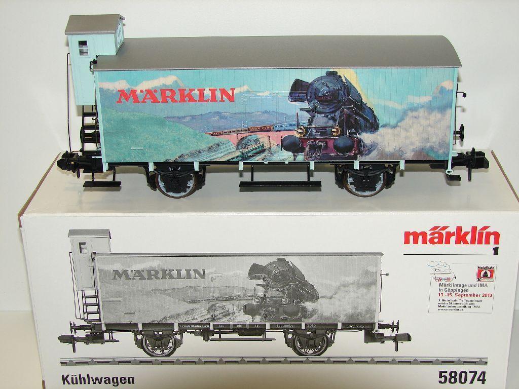 Marklin traccia 1 58074 SPECIALE AUTO Marklin-giorni 2013 Merce Nuova