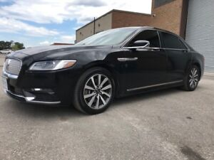 2017 Lincoln Continental: Priced to Sell