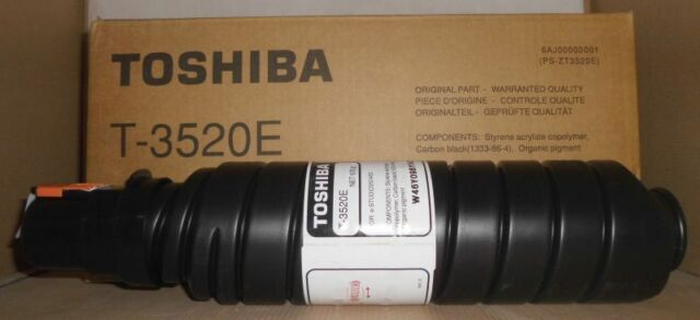 Original Toshiba Toner T-3520E black für e-Studio 350 e-Studio 450 ohne OVP  D